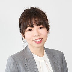 代表取締役:坪田 有希子 Yukiko Tsubota